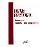 Englund Einar: Pavane e toccata per pianoforte