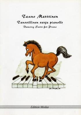 Marttinen Tauno:Tanssillinen sarja pianolle