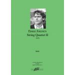 Jokinen Erkki:  Jousikvartetto nro 2, partituuri
