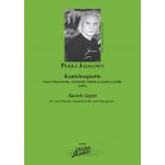 Jalkanen Pekka: Kanteleseptetto, partituuri