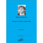 Jokinen Erkki: Rise for two pianos, eight hands