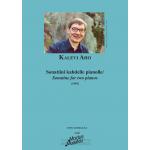 Aho Kalevi: Sonatiini kahdelle pianolle