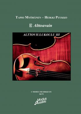 T. Myöhänen & H. Puukko: Alttoavain III